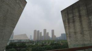 museum city scape