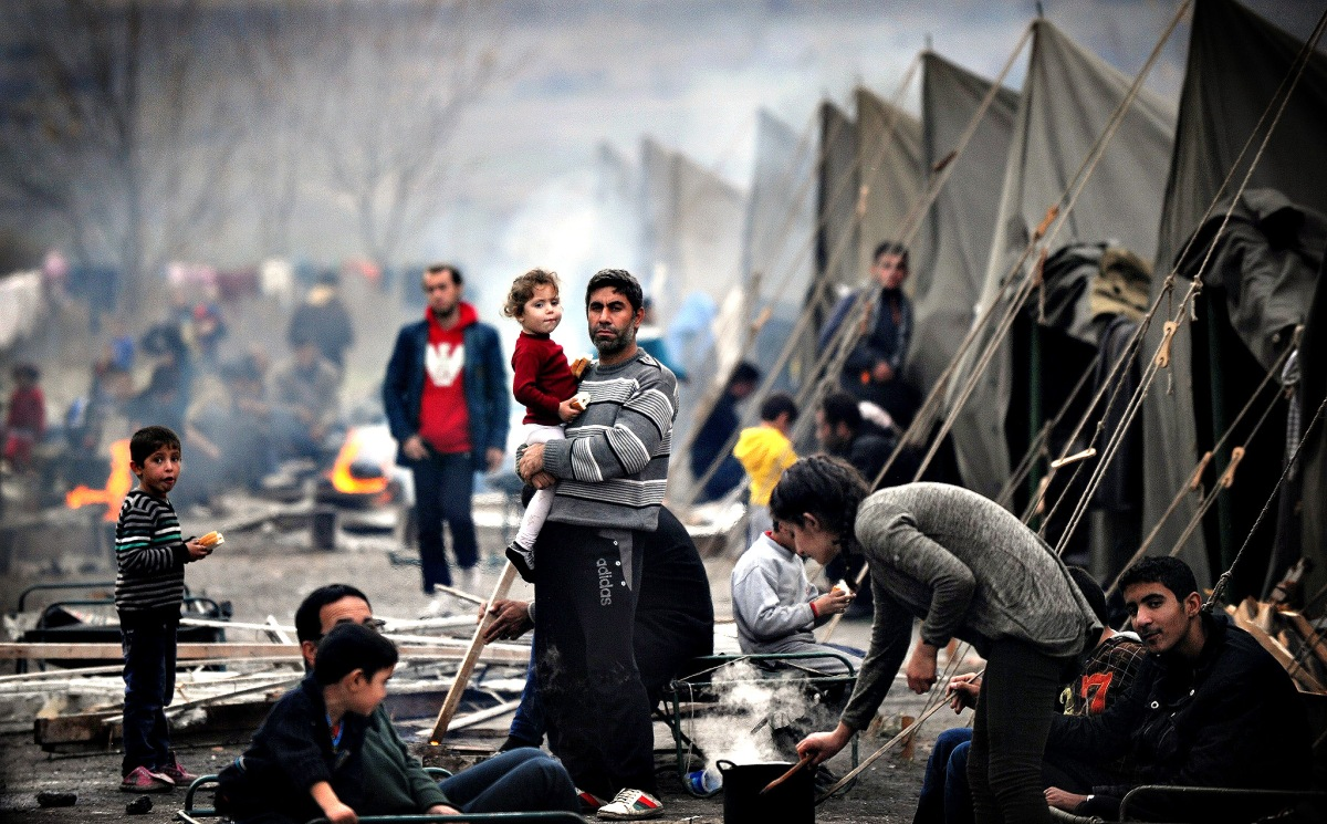 Lecture 7 (spring semester): Displacement, asylum seekers,refugees.